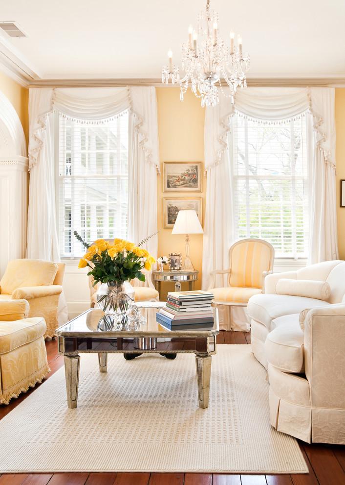 Especial Copa – 5 salas decoradas em tons de amarelo ...