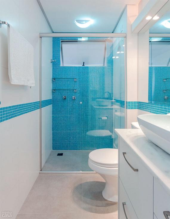 Novembro Azul – Banheiros  SABRINAMIXcom -> Banheiro Pequeno Pintado