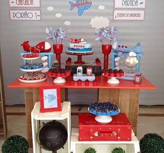 Baby boy shower ideas pictures