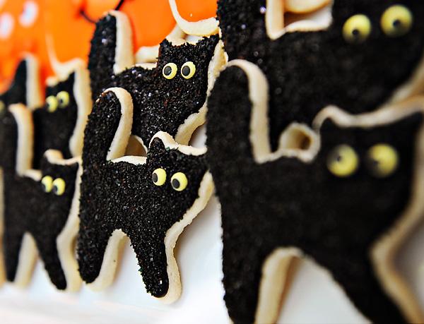 Black Cat Cookies Cake Mix
