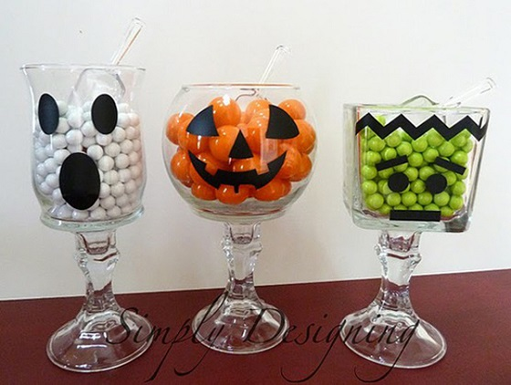 decoracao festa zumbi:Tema da festa: Halloween – Parte XI