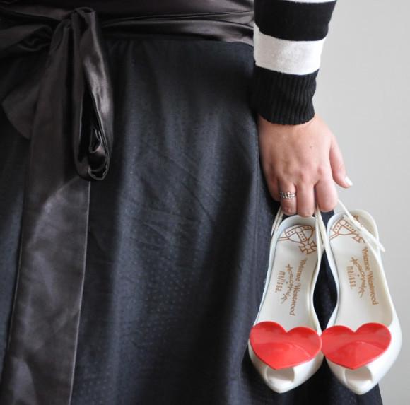 Bora calçar os sapatos!
